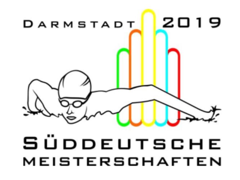 Logo Süddeutsche Meisterschaften 2019