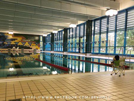 Schwimmhalle am Südring