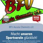 Logo REWE Aktion Scheine fuer Vereine